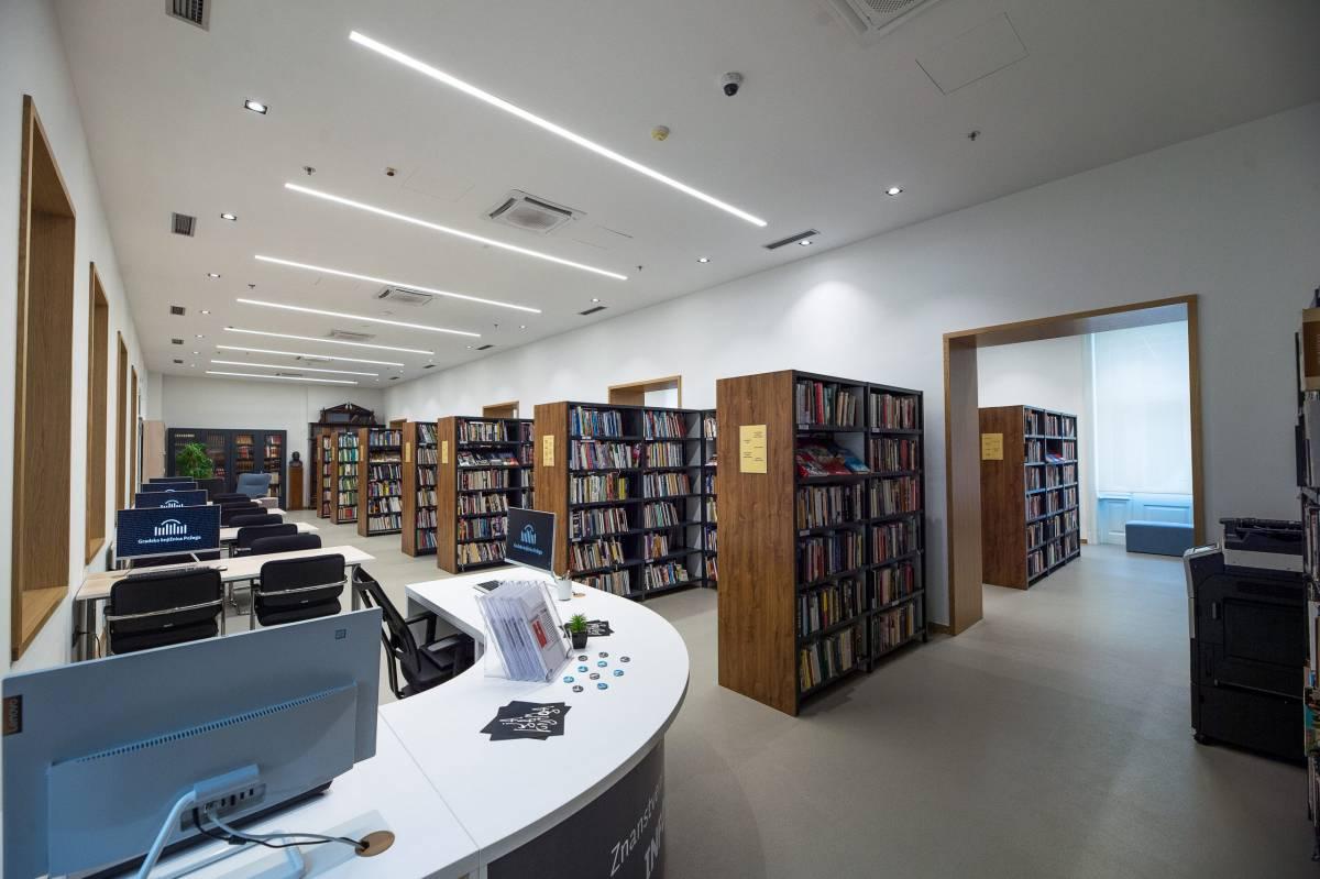 Anketni upitnik o zadovoljstvu korisnika novom Gradskom knjižnicom Požega