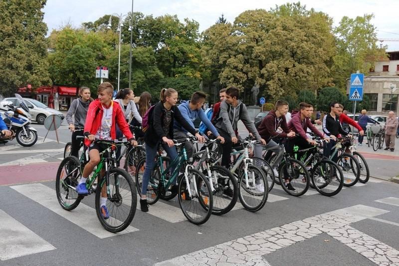 Dan bez automobila obilježava se i u Slavonskom Brodu