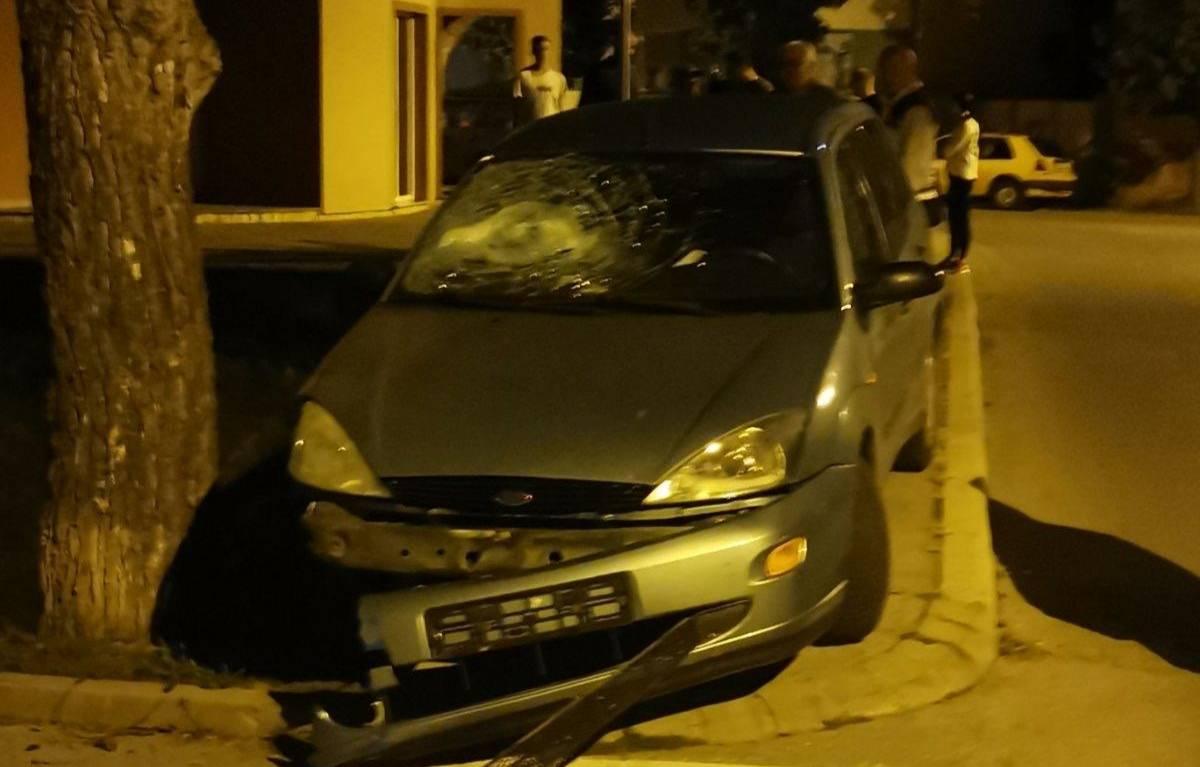Sinoć je do prometne nesreće u Požegi došlo zbog neprilagođene brzine