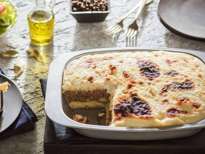 Recept za prefini egipatski složenac sa sirom i mljevenim mesom