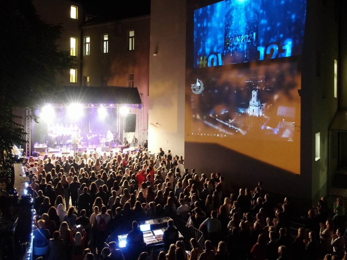 "Glazbeno-duhovni program mladih ""Otvorite vrata Kristu 2021."""