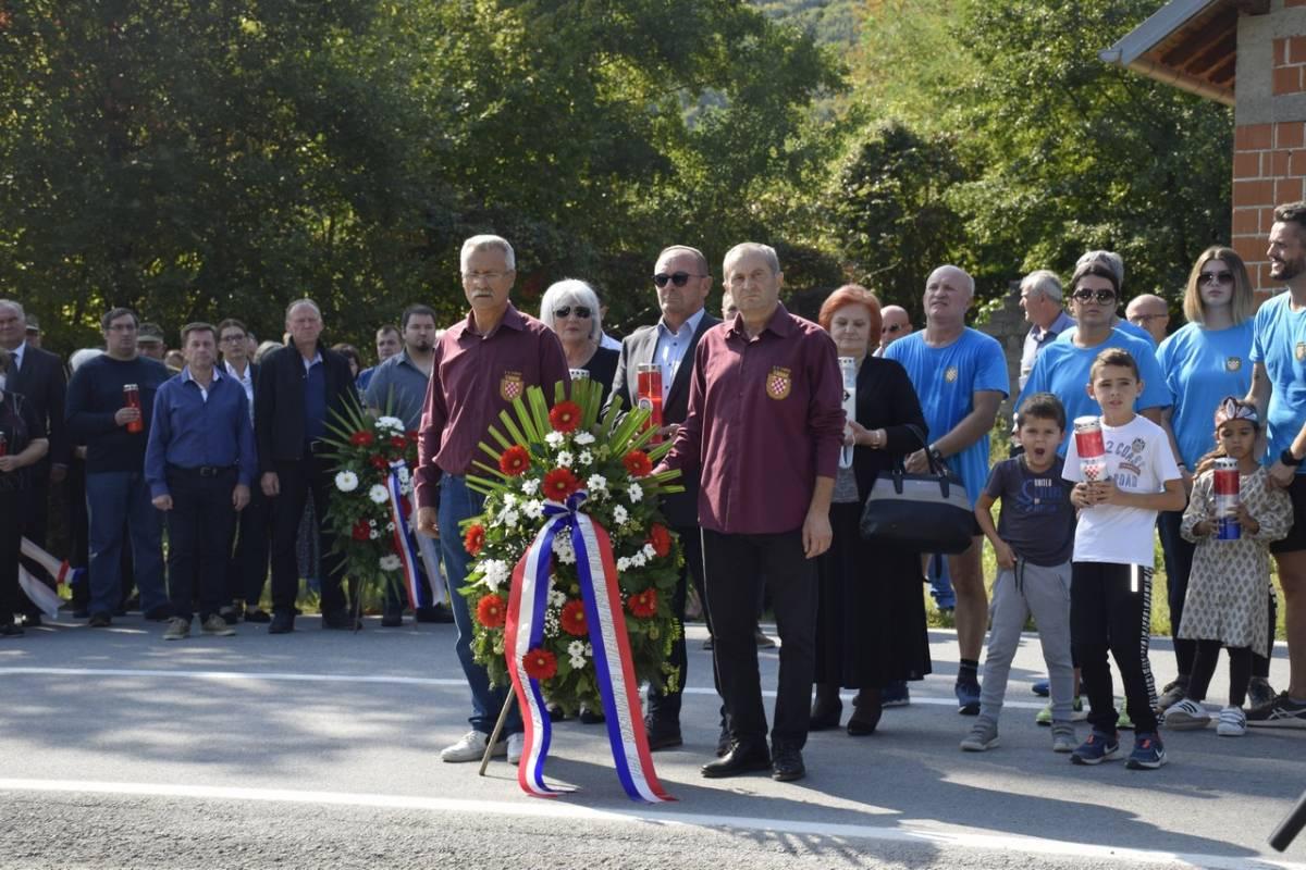 Obilježena 30. godišnjica prve vojne akcije u Kamenskoj