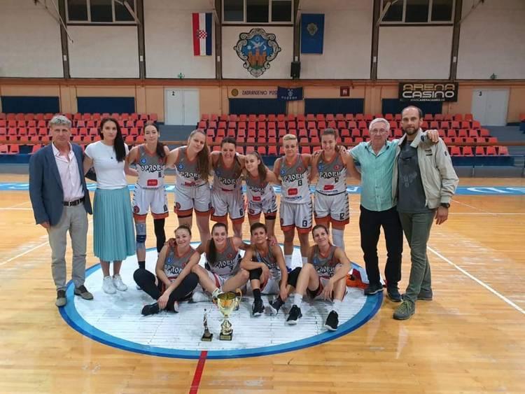 ŽKK Orlovi (Banja Luka) pobjedom nad Plamen Požegom osvojili 25. Međunarodni košarkaški turnir ʺZlatna dolinaʺ