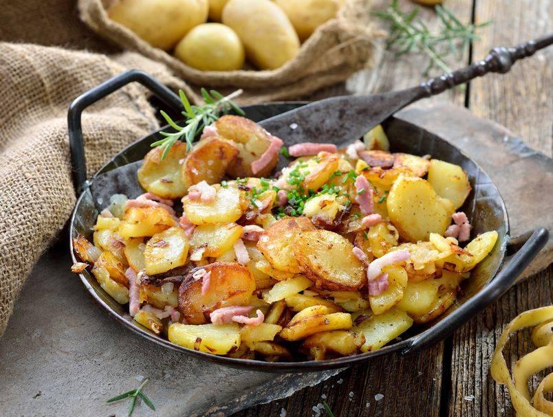 Recept za krumpir sa slaninom: Tako dobar da ga Nijemci jedu i za doručak
