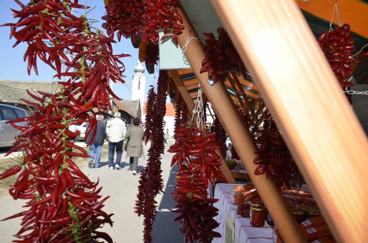 Na Paprikafestu kupite najbolju slatku i ljutu mljevenu papriku na kugli zemaljskoj