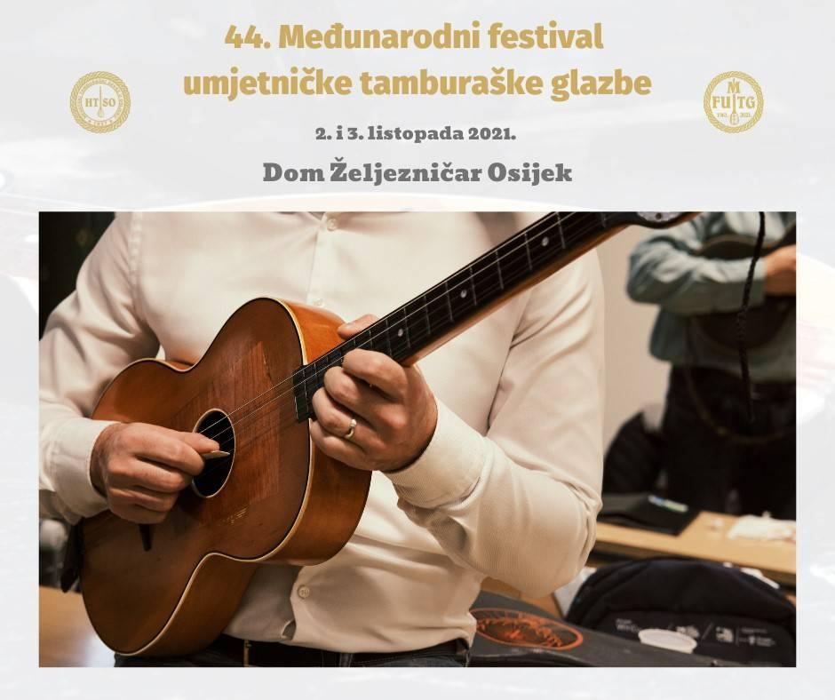 44. Međunarodni festival umjetničke tamburaške glazbe