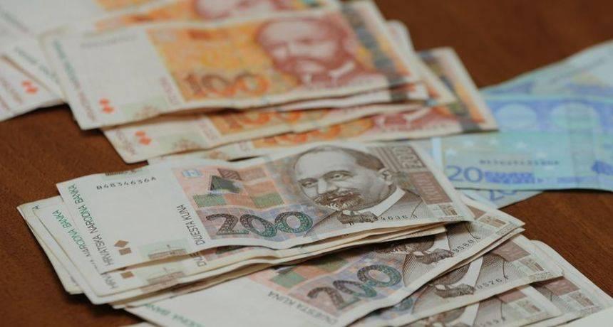 Od 1. siječnja minimalna plaća veća za 350 kuna