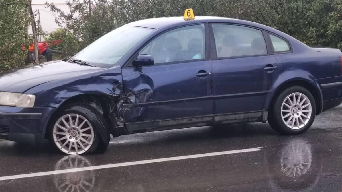 Teža prometna nesreća u Jakšiću s više ozlijeđenih osoba
