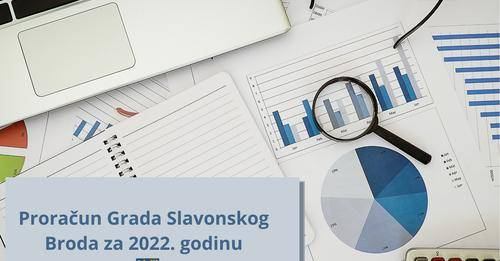 SL. BROD: Sudjelujte u kreiranju gradskog proračuna za 2022. godinu