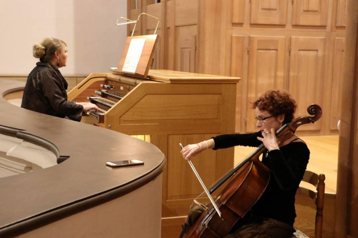 Orguljaški koncert u požeškoj Katedrali