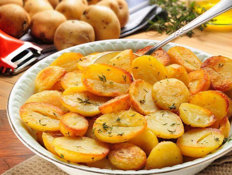 Grčki krumpir: Trik-recept za pečeno savršenstvo s limunom i češnjakom