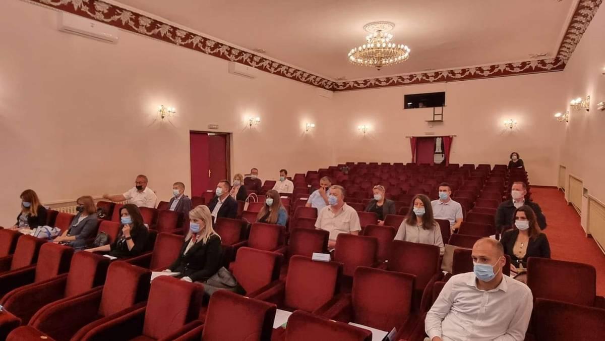 5. sjednica Gradskog vijeća Grada Požege održat će se 21. listopada 2021. godine
