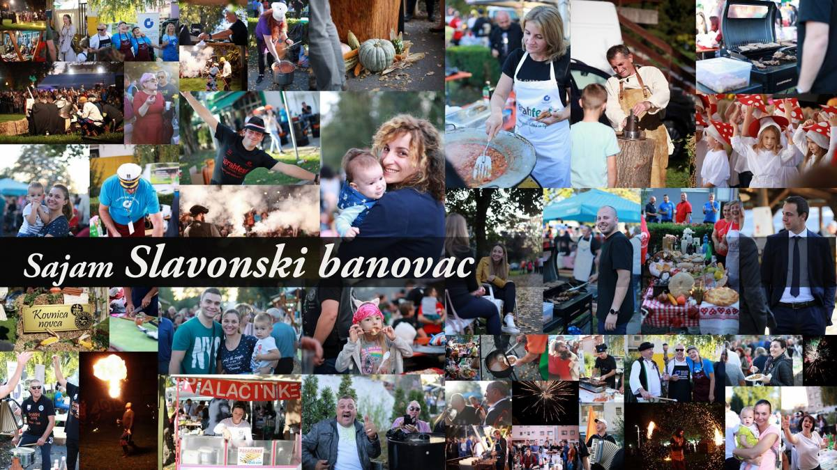 """12. SAJAM """"SLAVONSKI BANOVAC"""": Pakrac domaćin najvećeg sajma kontinentalne Hrvatske"""