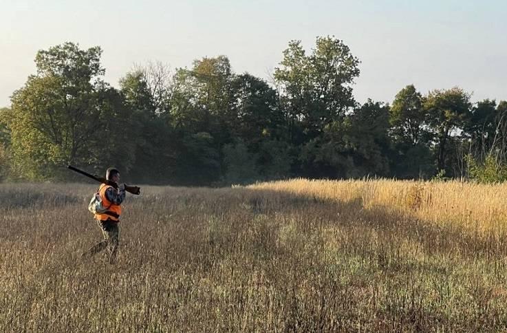 U lovu na fazane s lovcima LD Slavonac iz Kutjeva i njihovim gostima