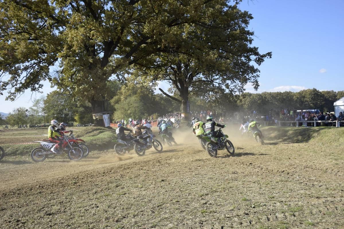 Matej Jaroš pobjednik Otvorenog prvenstva Hrvatske u motocrossu