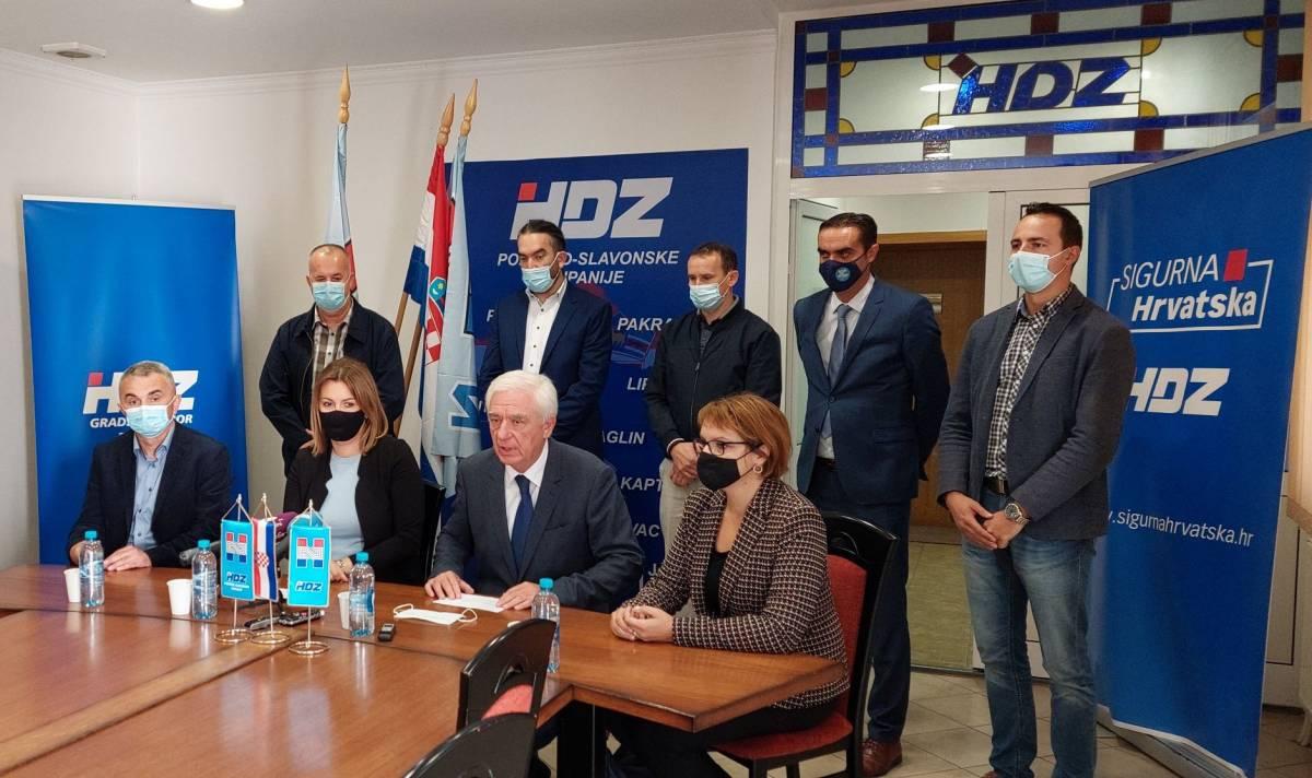 Novoizabrana predsjednica Antonija Jozić: ʺOvaj tim spreman je na nove pobjede!ʺ