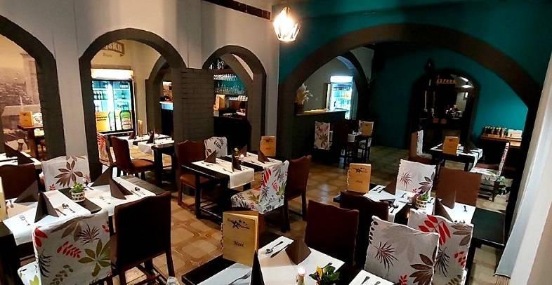 »STELLA ORIENTIS« Požeški restoran sa svakodnevno domaćim kruhom i tjesteninom