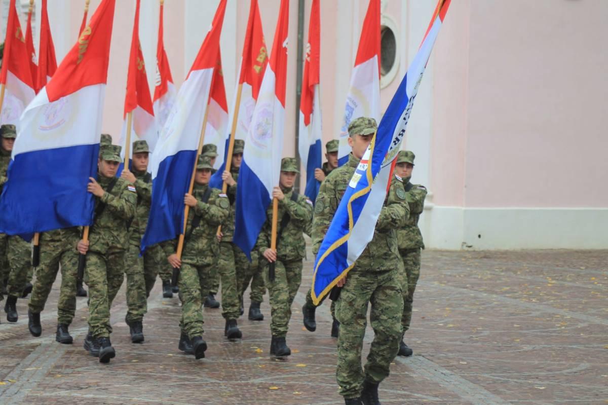 Svečana proslava povodom 30. godišnjice osnutka 123. brigade