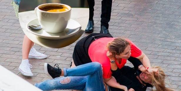 Nasilna tetka prolila vruću kavu u lice svojoj nećakinji u Sl. Brodu, a nakon toga je i fizički zlostavljala