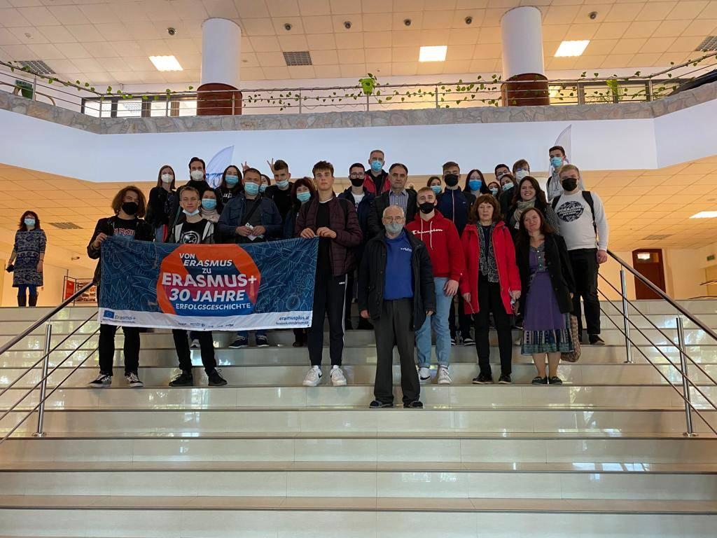 Šest učenika iz Tehničke škole Požega sudjelovalo u projektu ʺTeslaʺ u Rumunjskoj