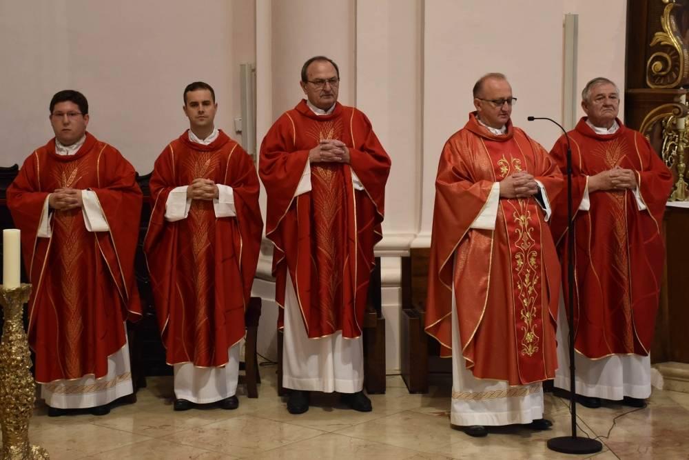 Svetkovina sv. Petra i Pavla u požeškoj Katedrali