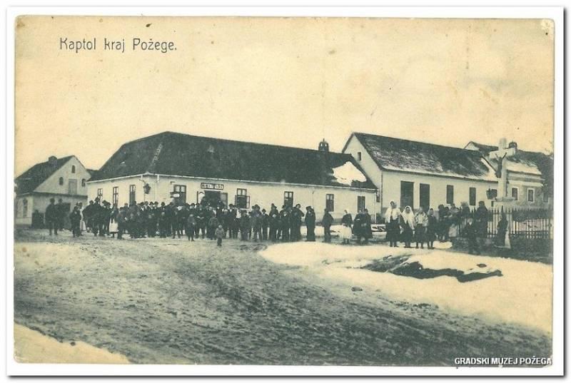Imate stare fotografije Kaptola i okolice? Donesite ih u općinu Kaptol!