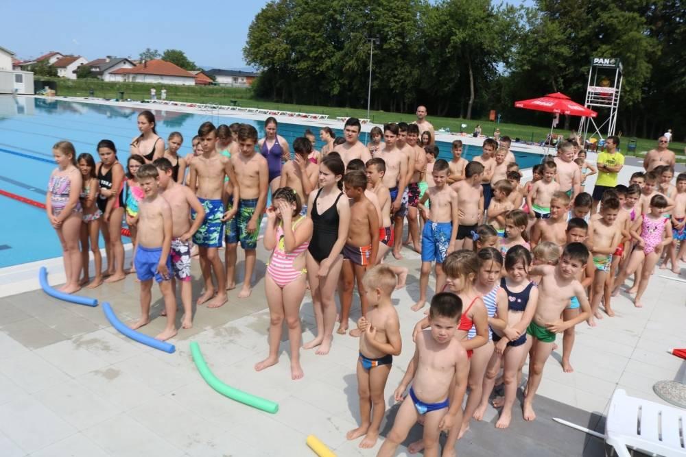 Škola plivanja Požeškog športskog saveza održat će se od 01. do 19. srpnja 2019.