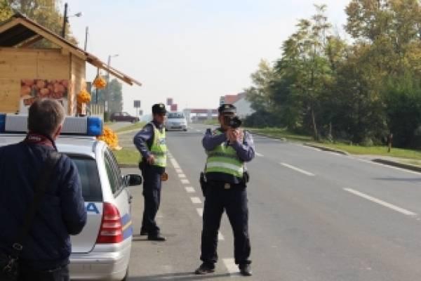 Najava sedmodnevne akcije na nadzor prisutnosti alkohola i droga u organizmu vozača