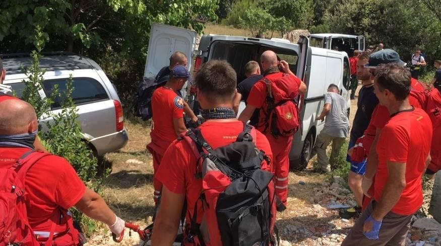 U POTRAZI 4 POŽEŠKA HGSS-ovca: Nakon sedmodnevne potrage pronašli tijelo nestalog Austrijanca na Rabu