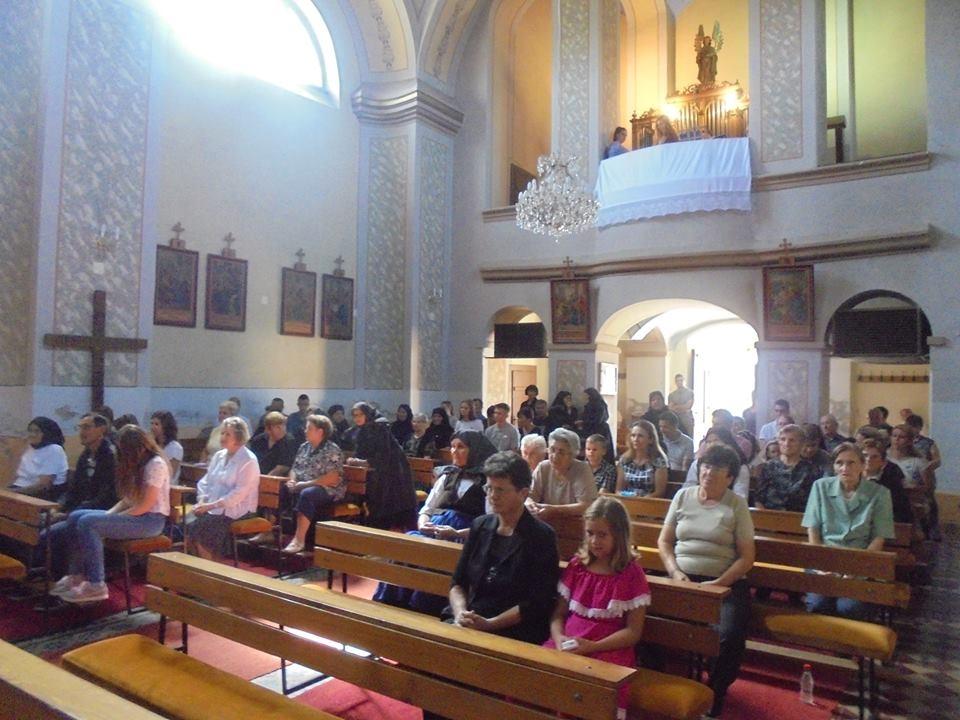 Spomendan mučeništva sv. Ivana Krstitelja u župi Bučje
