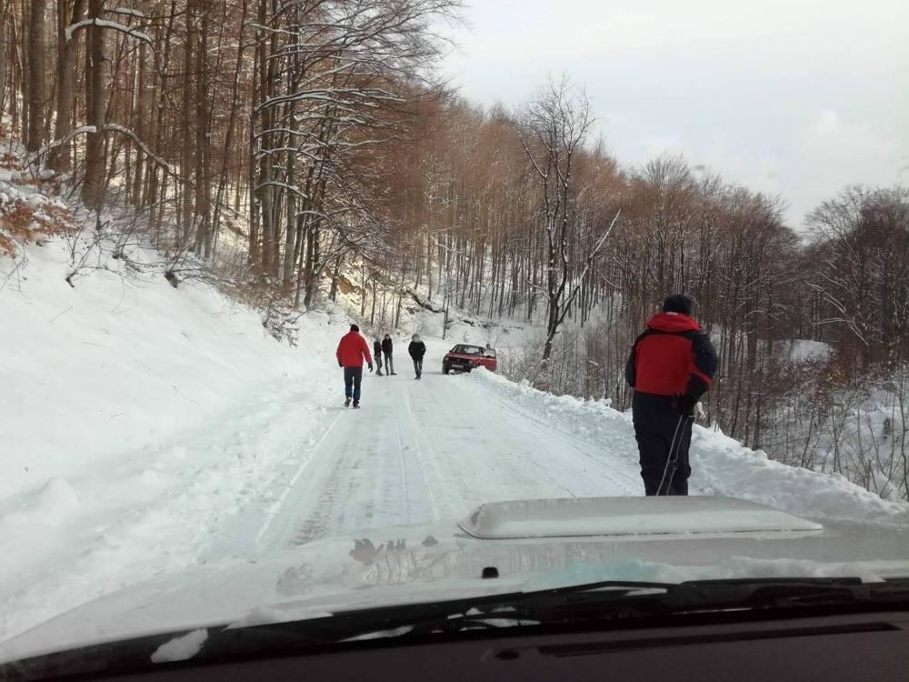 Obavijest o stanju na cesti Velika - Slatinski Drenovac