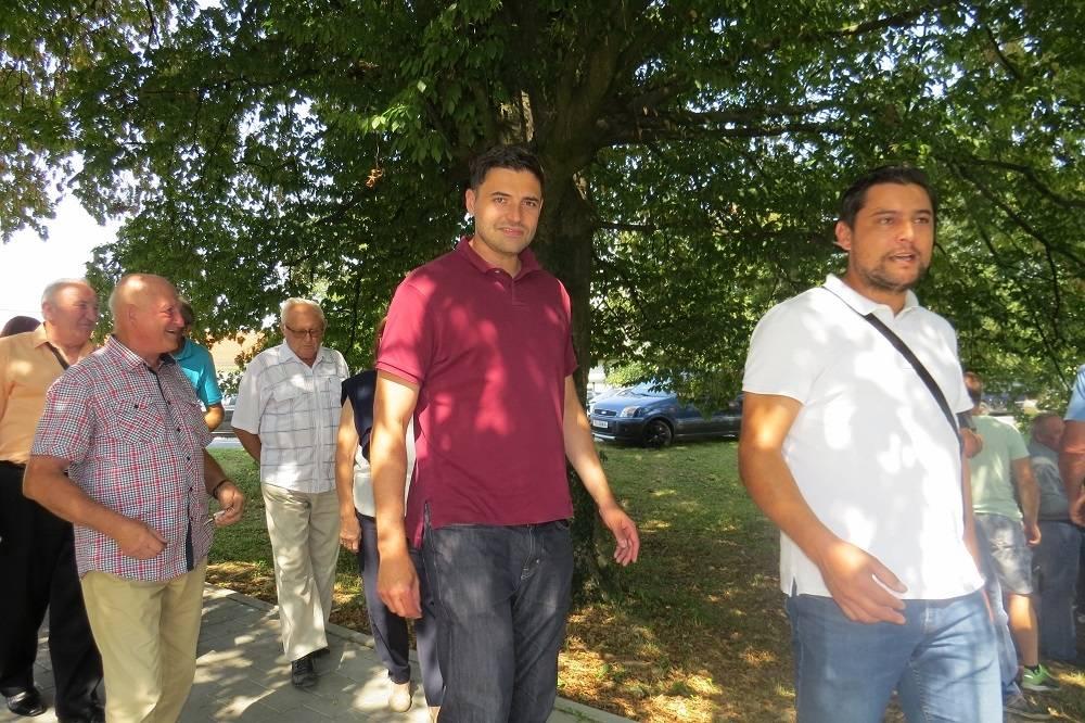 Šef SDP-a Davor Bernardić posjetio požešku Fišijadu