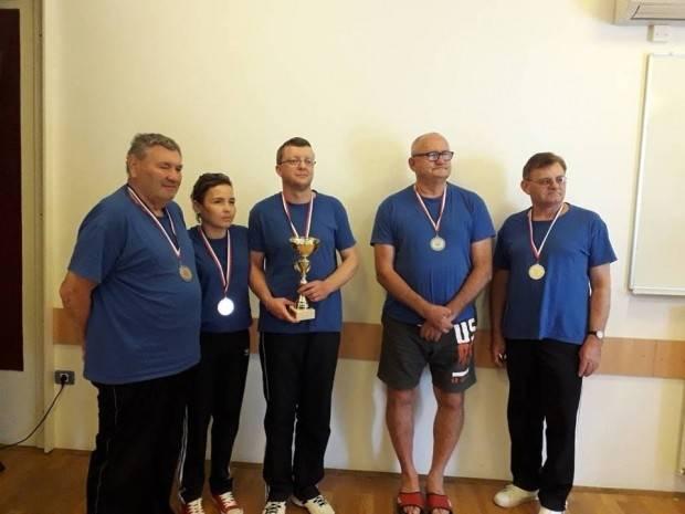 Četvrti na prvenstvu Hrvatske u elektronskom pikadu