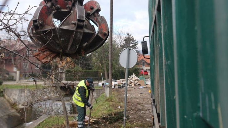 Plan odvoza glomaznog otpada za 3. studenoga na području Općine Velika i Kaptol