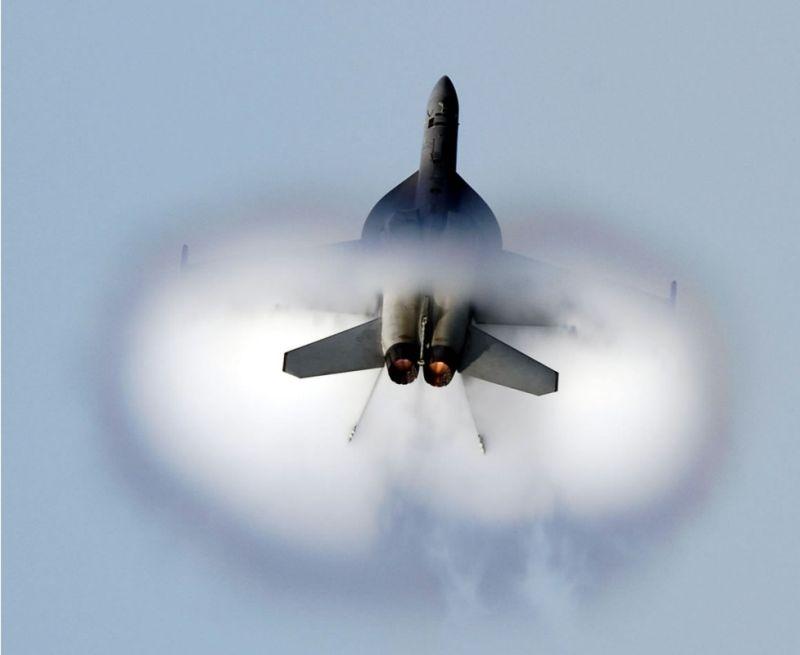 Danas moguće probijanje zvučnog zida Eskadrile lovačkih aviona HRZ-a
