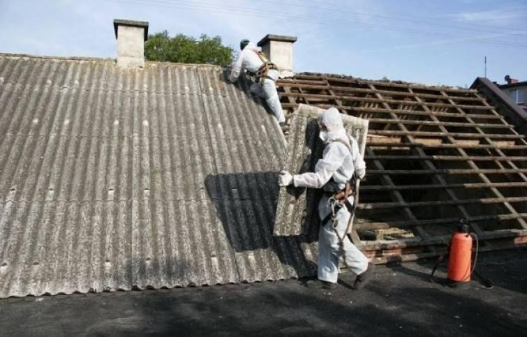 Obavijest stanovnicima Općine Kaptol u vezi azbesta
