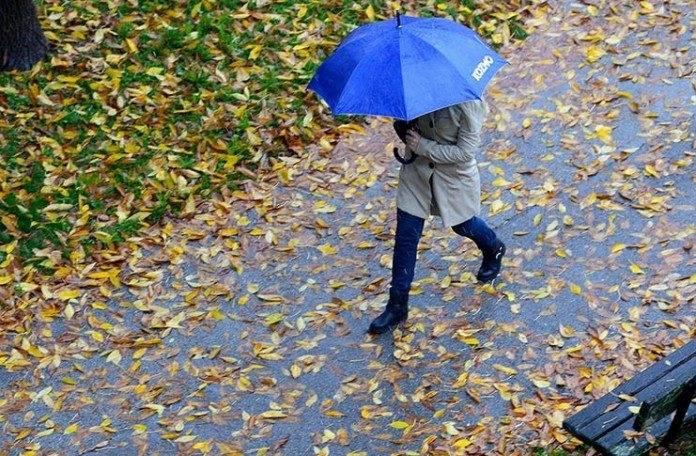 Danas pretežno oblačno i kišovito