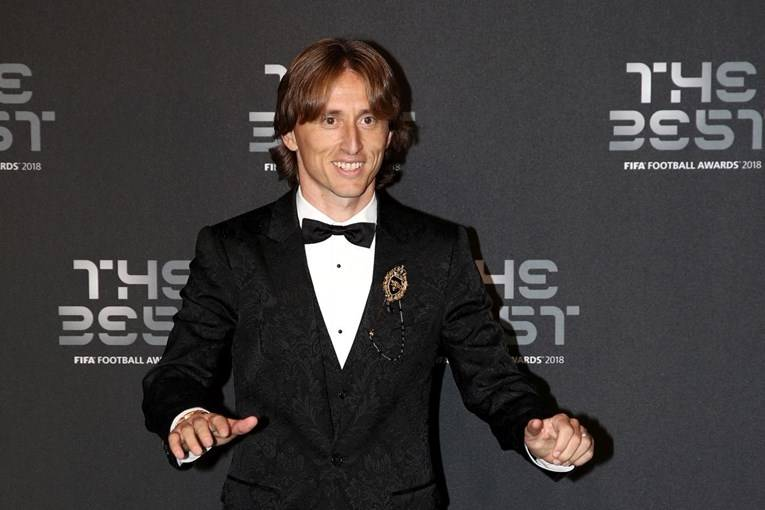 FIFA odlučila: Luka Modrić je najbolji nogometaš na svijetu!