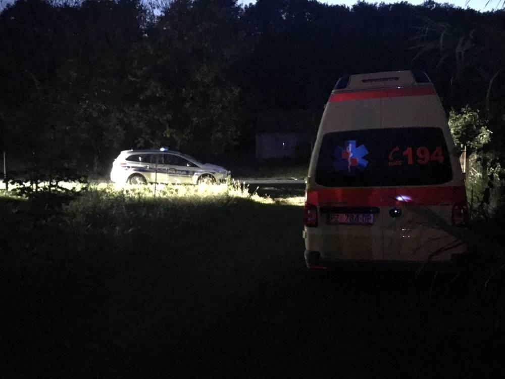 Policijsko izvješće za protekli vikend: Utapanje, prometne nesreće i požari na otvorenome