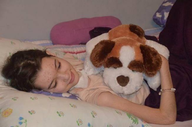 Djevojka hrabrost preminula u snu
