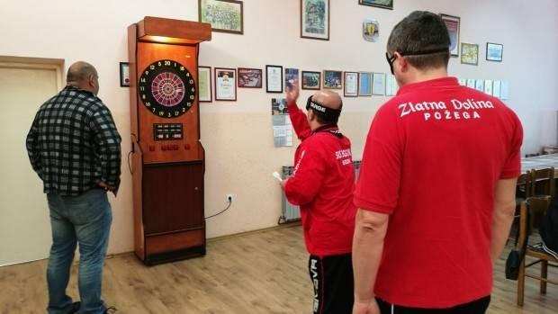 Tradicionalni 8. turnir u elektronskom pikadu za slijepe