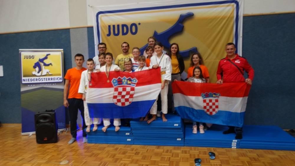 Judaši ʺJigoraʺ ostvarili zapažene rezultate na natjecanju u Austriji