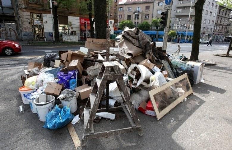 Obavijest o odvoženju glomaznog otpada u Pleternici i okolnim naseljima