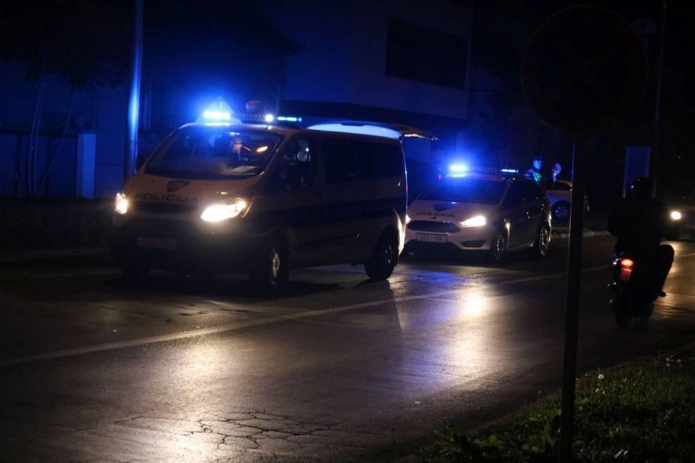 Jučer jedna prometna nesreća u Kaptolu