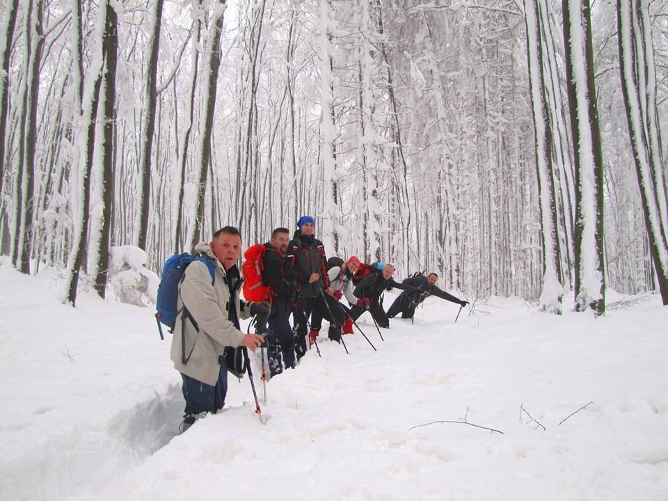 Obiteljski izlet u nedjelju 11. ožujka povodom Dana Grada Požege - Grgureva