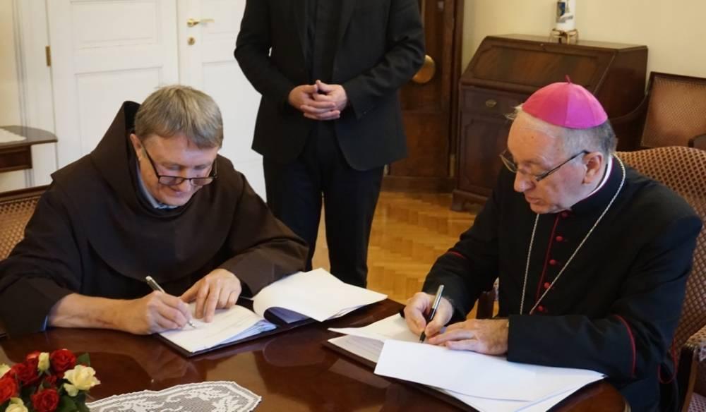 U Požegi potpisan Sporazum o župama između Biskupije i franjevačke Provincije