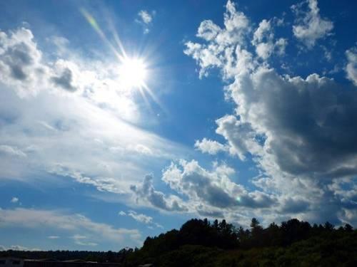 Danas sunčano, sutra stiže promjena vremena