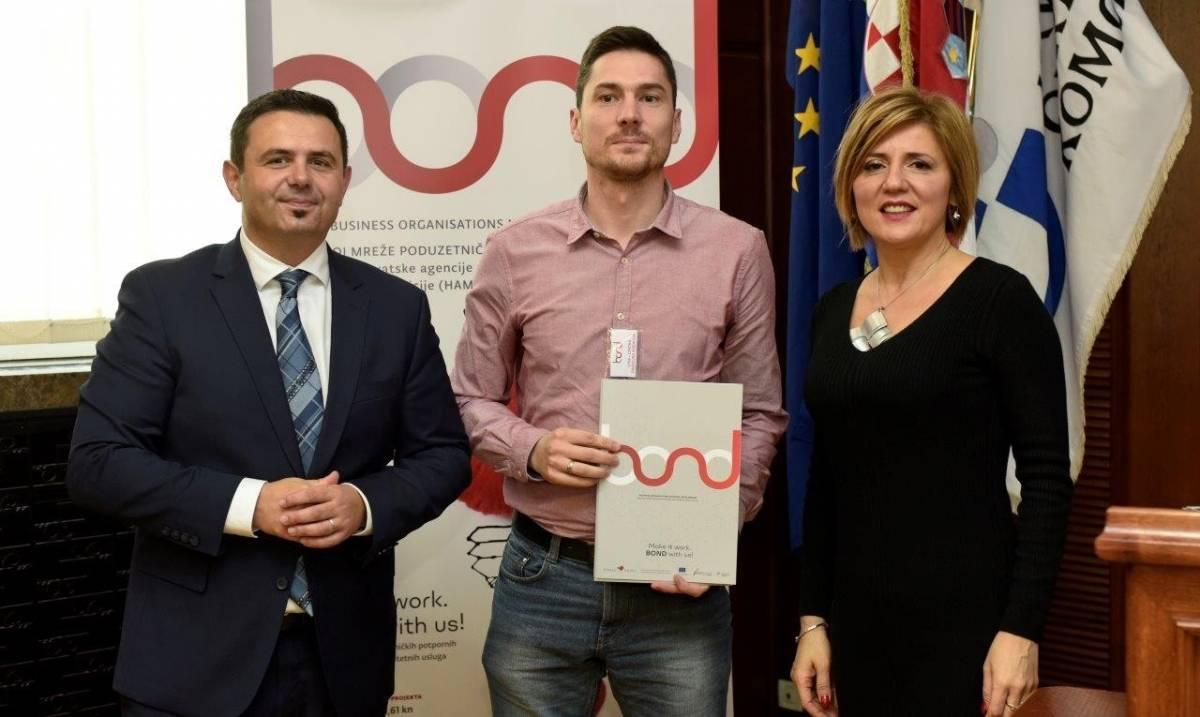 LIRA postala član mreže poduzetničkih potpornih institucija
