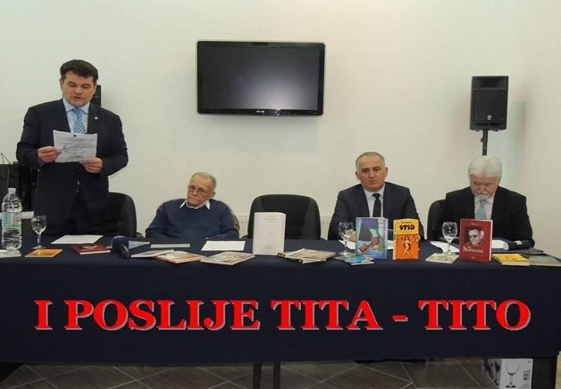 Da se zovete TITO, da li bi ostavili ili promijenili svoje ime?