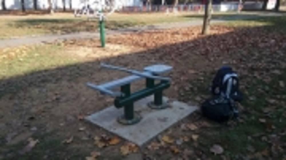 Chillajmo i rekreirajmo se: Novogradiščani dobili vanjski fitness centar, uskoro stižu i roštilji